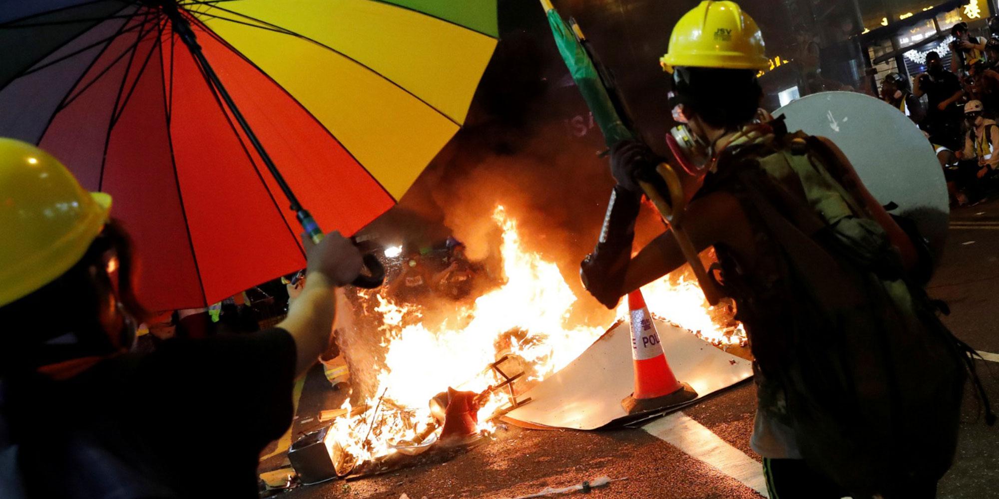 Hong Kong non è Cina