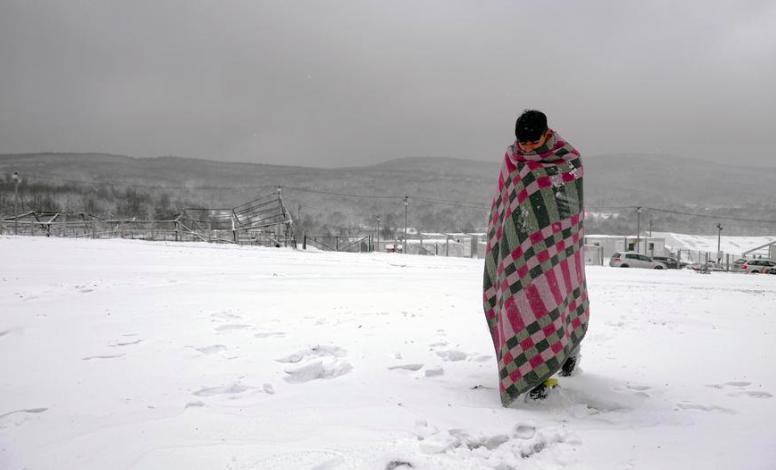 La tragedia di Lipa: l'Europa che ignora i migranti intrappolati nella neve