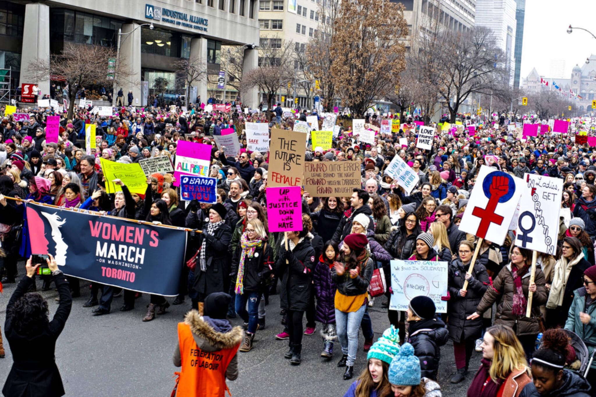 Voci e racconti da 8 marzo