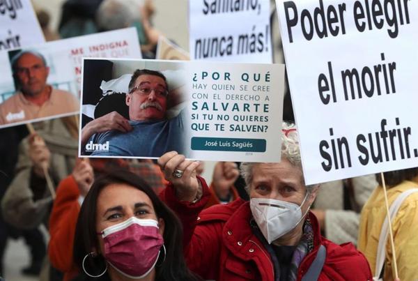 eutanasia Spagna