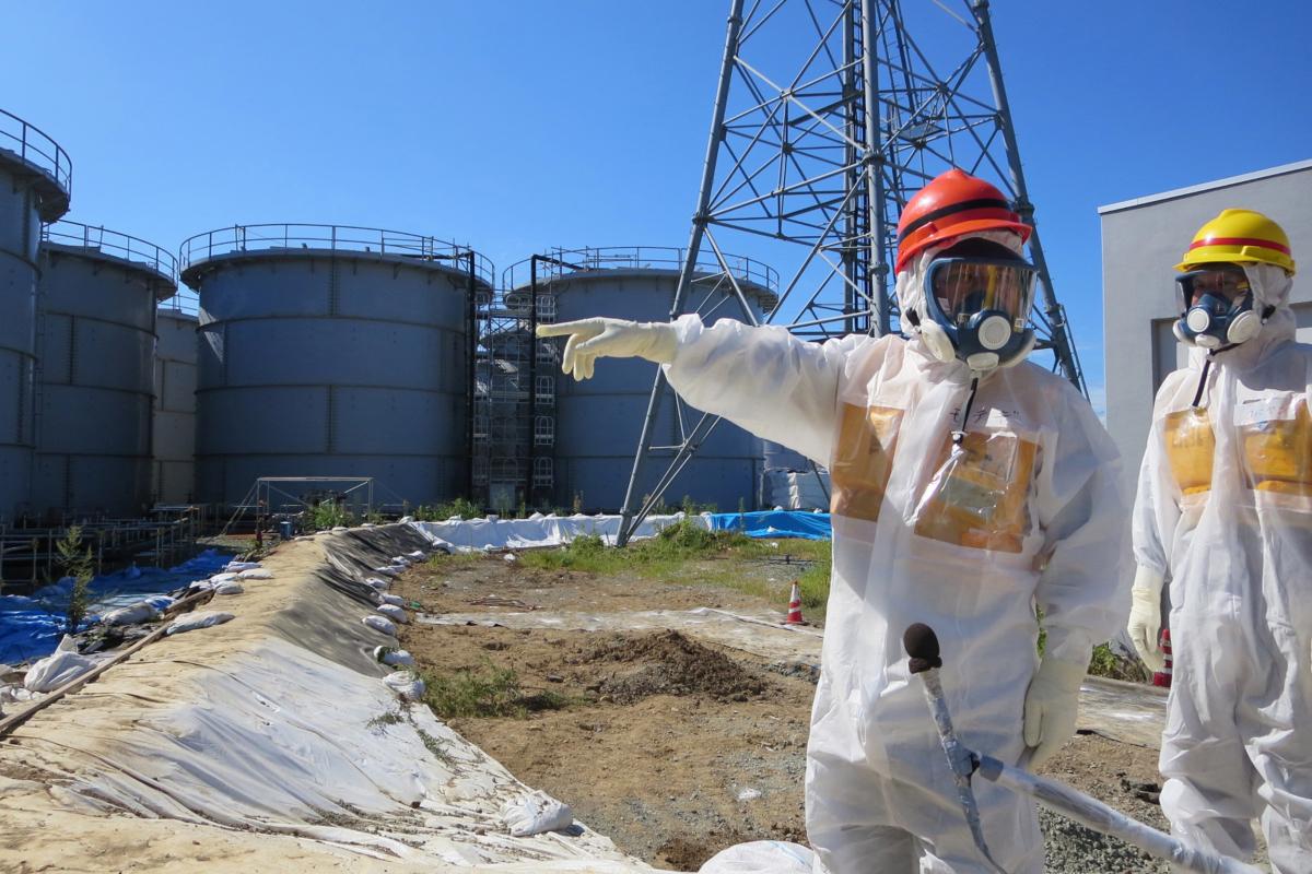Acqua di Fukushima: facciamo chiarezza
