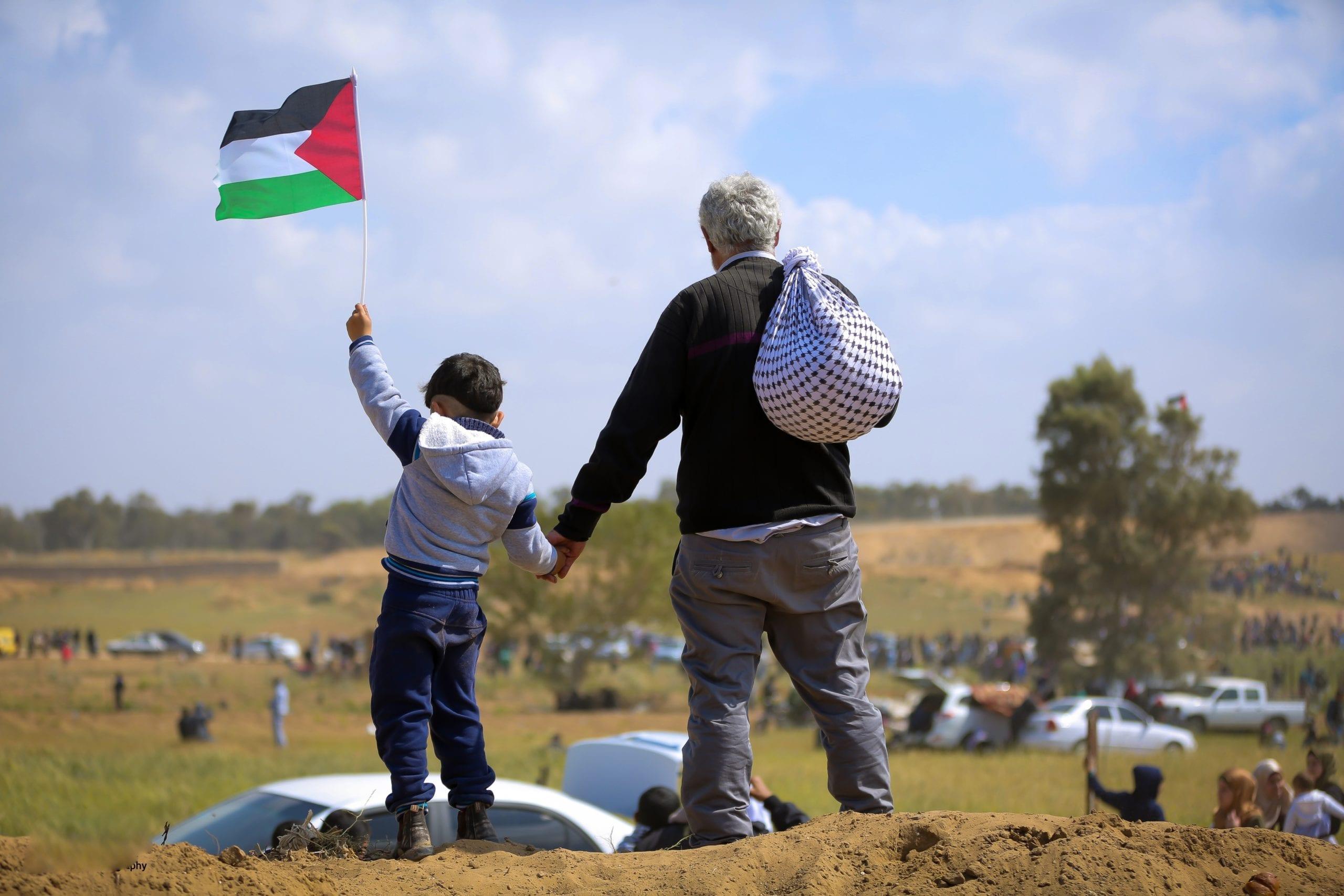 PD ascoltaci: ai palestinesi dev'essere riconosciuto il diritto di esistere e vivere