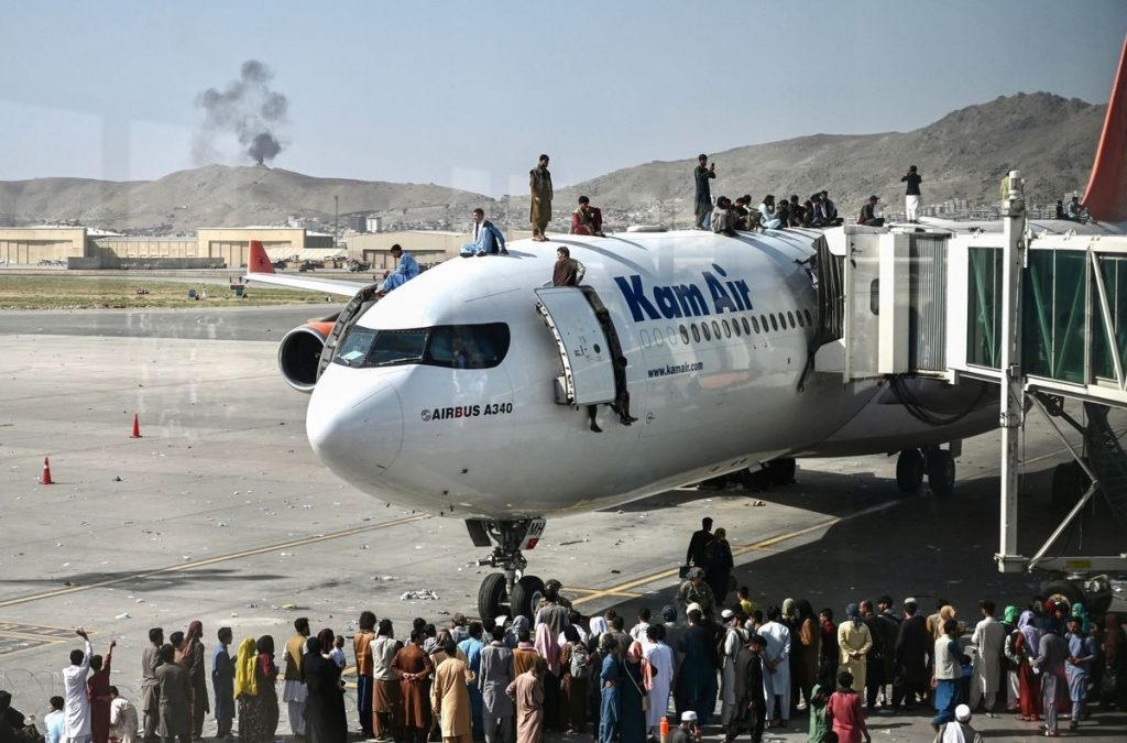 caduta di Kabul