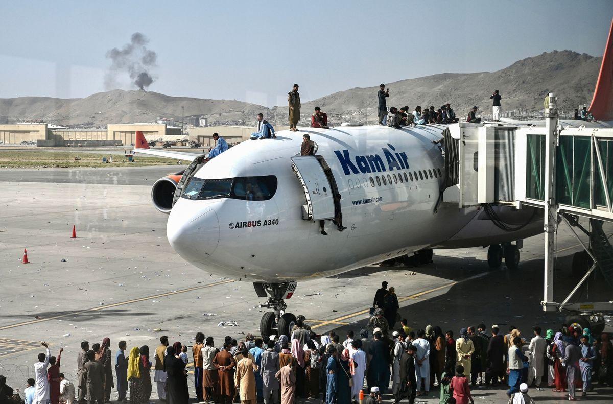 La caduta di Kabul e cosa possiamo fare