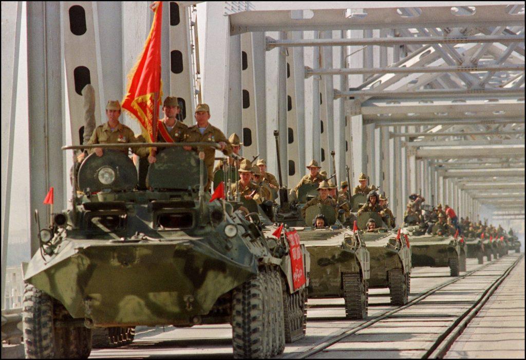 storia Afghanistan